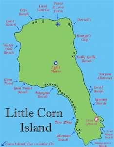 amazing nicaragua little corn island  pictures free to pin it