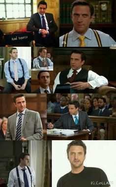 'Raphael Barba' DA on Law & Order: SVU. played by the incredible Raul Esparza