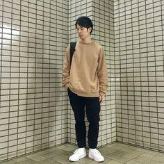 Y's Wardrobe: 【unused kiit ignoble】ビックシルエットなスウェット一枚で!