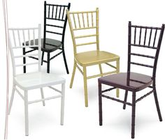 Earlier we talked about the awesome McCourt Manufacturing Chiavari Stacking Chairs. Click here to see more about them: http://mccourtmfg.com/stacking-chairs/chiavari-stacking-chair