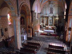 L'église de Bedous - Vallée d'Aspe, Pyrénées Atlantique