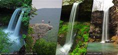 Hike and explore the many wonderful waterfalls of Ozark National Forest. Ozark National Forest, Waterfalls, Arkansas, Wilderness, Buffalo, Vacations, Backpack, Hiking, Explore