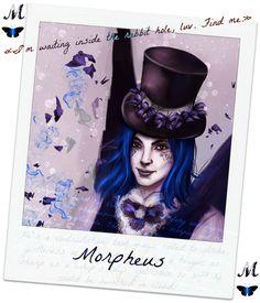 Morpheus by Natalia Godik