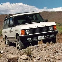 Land Rover Range Rover Classic (I miss our '89.)