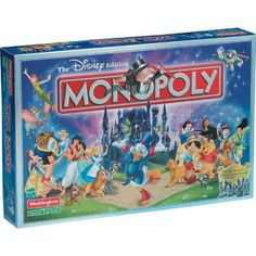 I have to find this version of monopoly for the girls!!!