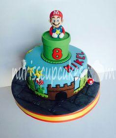 Tarta Mario Bros..