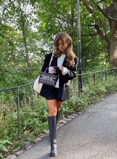 Preppy Outfits, Classy Outfits, Fall Outfits, Cute Outfits, Fashion Outfits, Womens Fashion, Preppy Girl, Preppy Style, My Style