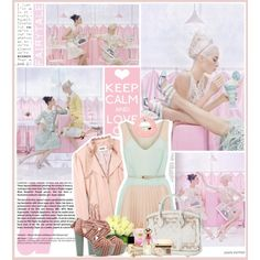 """""""I know a girl from a lonely street, cold as ice cream but still as sweet."""" by jesscullenbass on Polyvore"""