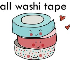 all washi tape