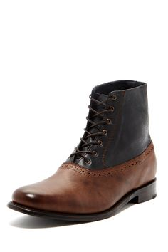 Newcastle Lace-Up Boot  Lace-up #BootMen #Shoes