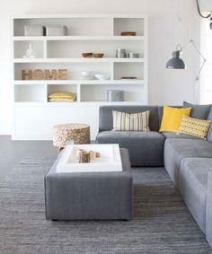 ... boekenkast woonkamer huis ideetjes livingroom woonkamer kleuren