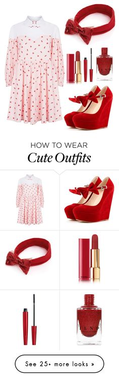 """""""Outfit #1821"""" by ivanna1920 on Polyvore featuring VIVETTA, Chanel and Clarins"""