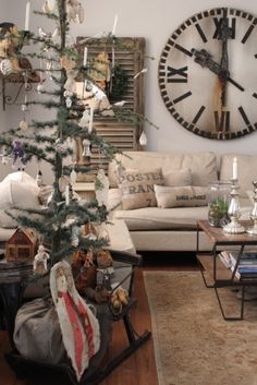 Ticking and Toile: ~Christmas inspiration~
