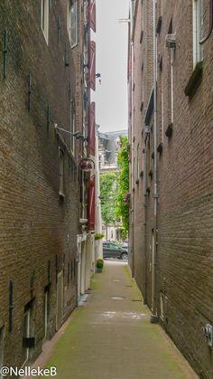 steegje tussen het Singel en de Herengracht