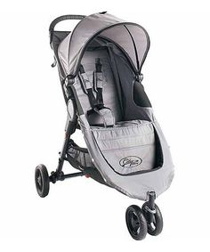 $119.99 Take a look at this City Micro Stroller by Baby Jogger on #zulily today!  #jogging stroller
