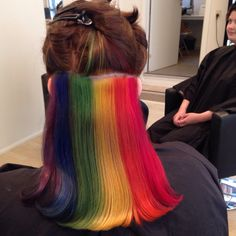 Rainbowcolor  Fun to make. Love it.