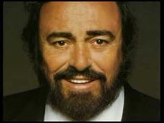 Luciano Pavarotti, was an Italian tenor whose clarion lyric voice and performances from concert houses to outdoor stadiums made him a pop icon and the most famous opera singer since Enrico Caruso. Music Classique, Kinds Of Music, My Music, Opera Music, Soundtrack, Free Youtube, Opera Singers, Christmas Music, My Favorite Music