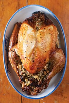 How are you cooking your turkey this year? We've got 25 suggestions, from the unbelievably simple (herb butter roasted) to the adventurous (boudin-stuffed roulade).