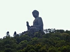 Hong Kong The Great Buddha