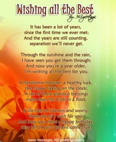 Tagalog Love Quotes - 365greetings.com My Wish For You, Make A Wish, Short Birthday Poems, Inspirational Birthday Poems, Birthday Messages, Birthday Cards, Hugot Lines Tagalog Love, Tagalog Love Quotes, Wishes For You