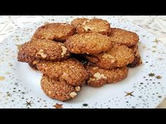 Easy and delicious cookies with 4 ingredients !! - YouTube