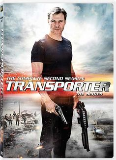 Transporter: The Series - 'The Complete 2nd Season' DVDs: Street Date, Price and Packaging!