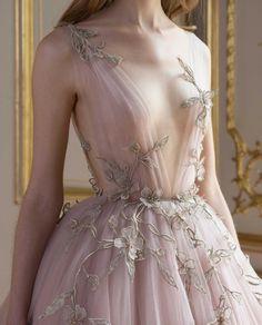 "princesspastelrose: ""Paolo Sebastian Autumn/Winter 17/18 haute couture """