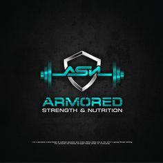 Create an epic logo for a personal training studio Aquas,Light neutrals,Designers choose Physical Fitness by CrimaDezignz