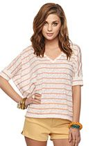 Womens Knit tops, long sleeve, lace, stripes, crop top | Forever 21