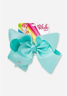 Be bold, bright, & beautiful - just like JoJo! Our JoJo Siwa clothing line features everything from shirts to classic JoJo bows. Shop the JoJo Siwa Collection today. Jojo Siwa Bows, Jojo Bows, Jojo Siwa's Number, Bow Board, Unicorns And Mermaids, Baby Hair Accessories, 22nd Birthday, Playroom Decor, Big Bows