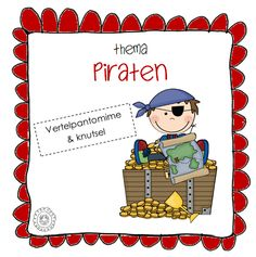 Kleuterjuf in een kleuterklas: Vertelpantomime & knutsel | Thema PIRATEN Peter Pan, Preschool Pirate Theme, Drama, Pirate Birthday, Gifts For Photographers, Square Photos, Simple Bags, Paw Patrol, Kids House