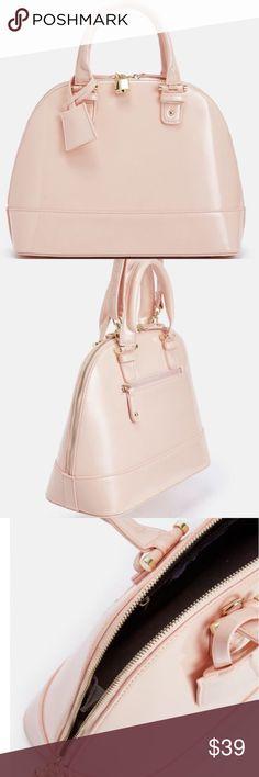 Spotted while shopping on Poshmark: Blush Bag😍! #poshmark #fashion #shopping #style #JustFab #Handbags
