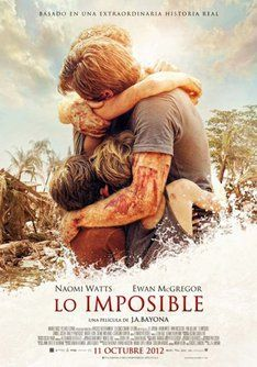 """Tráiler de """"Lo imposible"""". Información, sinópsis y ficha técnica de la película #film #movies #películas #carteles #cine"""