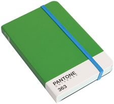 Notebook - Pantone Green 363 #pantone