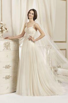 17038T - Agnes Bridal Dream 2018