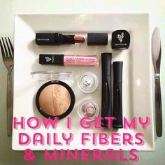 Want to get your daily fiber and minerals at a discount? Or earn extra money selling makeup? message me:) or go to www.youniqueproducts.com/IllanaL and join!