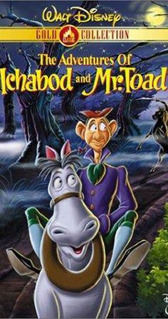 The Adventures of Ichabod and Mr. Toad (1949) - IMDb