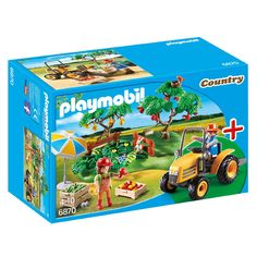 PLAYMOBIL Country starterset boomgaard 6870