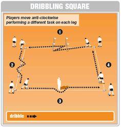 Dribbling Square