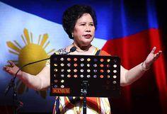 Miriam Defensor Santiago to join Bill Gates in Elite Law Group