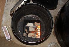 Burn Chamber of TMRS