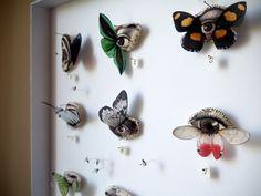 Small Sculptures, Bee Art, Unusual Art, Textile Artists, Art Plastique, Art Forms, Altered Art, Art Inspo, Amazing Art