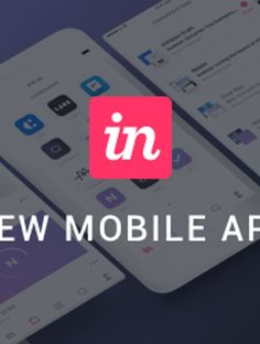 Hot new product on Product Hunt: InVision 2.0 for iOS
