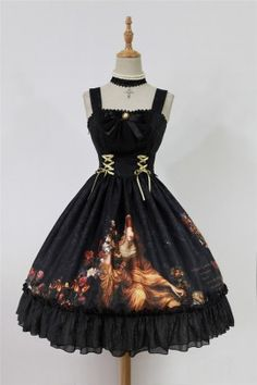 Neverland Lolita -The Song of Time- Lolita Normal Lolita JSK Dress