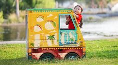 For 5-Year-Olds: OTO Taco Truck