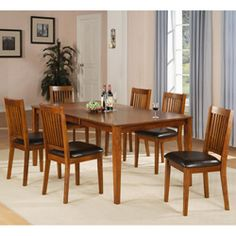 1000 images about dining tables on pinterest dining for 7 piece dining room sets under 1000
