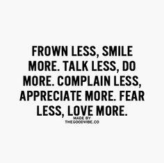 Love More. <3