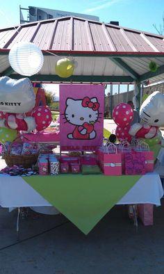 Hello Kitty Birthday Party Ideas   Photo 1 of 25