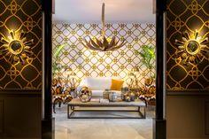 Fancy Home Collection #maisonobjet #gold #black #livingroom #skull #amazing