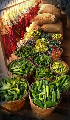 best smell in the world is in September the green chile roasting throughout the whole city. its a battle to green chile during the season
